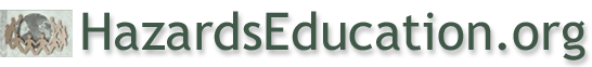 hazards education logo